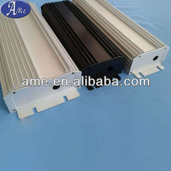 anodized extruded aluminum enclosure