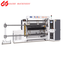 China 2017 plastic Film Separate Slitting Machine BHG-600