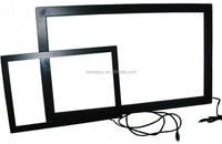 multi touch screen overlay kits,multitouch interactive clean lab table,multitouch interactive lab table