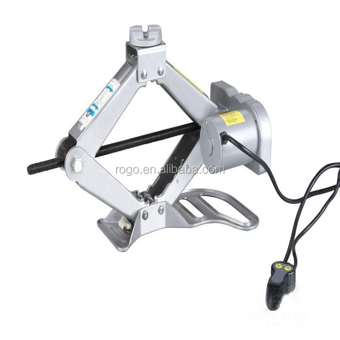 safe high quality 3ton electric car jack 12v electric car lift jack