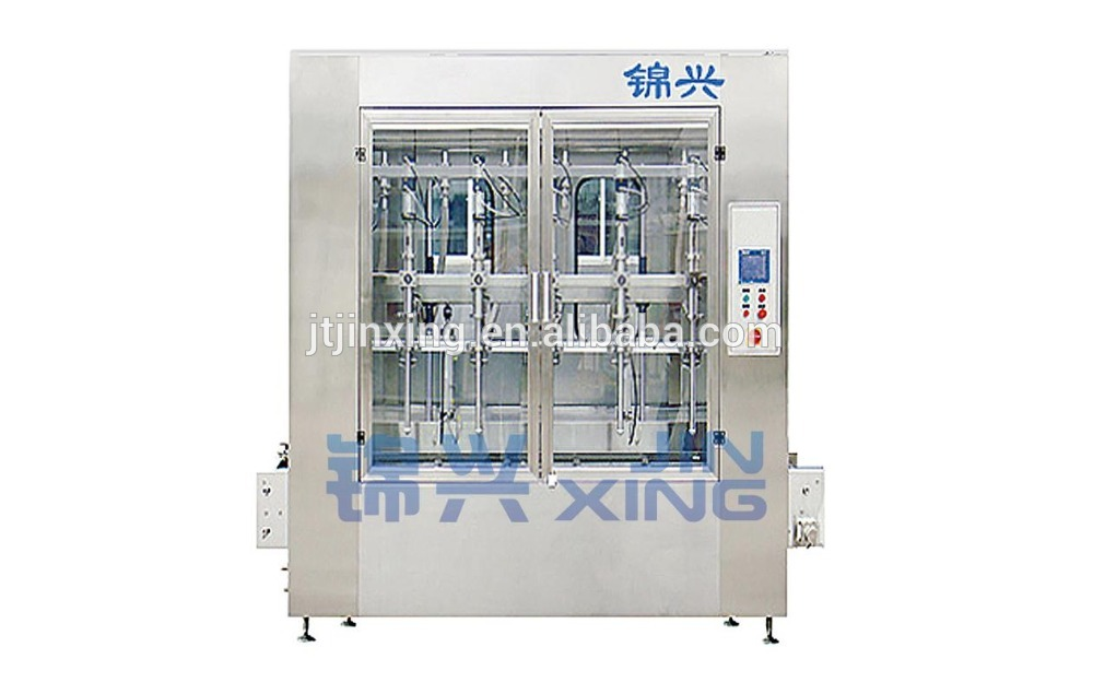 Credit First! Nantong Medical dual nozzle powder bottle filling machine with great price