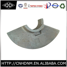 Vogele auger blade screw blade for asphalt paver on sale