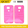 Factory Supply Attractive S Line Cell Phone Case For Huawei P2