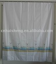 2011 new Polyester Shower Curtain