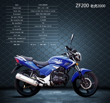 200cc street motorcycle cheap for sale ZF200