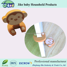EVA funny Monkey shape baby safety door stops