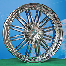 deep lip 22 22 24 big size usa car alloy wheel for suv factory price