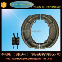 OEM Motorcycle Brake Shoe For JD100