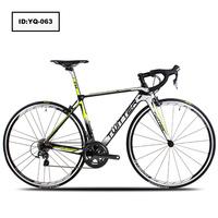 2017 China Wholesale High Quality 20 Speed Carbon Fiber Racing Bike 700C Road Bicycle