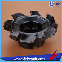MF45-125.7-SE13-B40 ------ CNC Indexable Milling Cutter in Face Mill Holder
