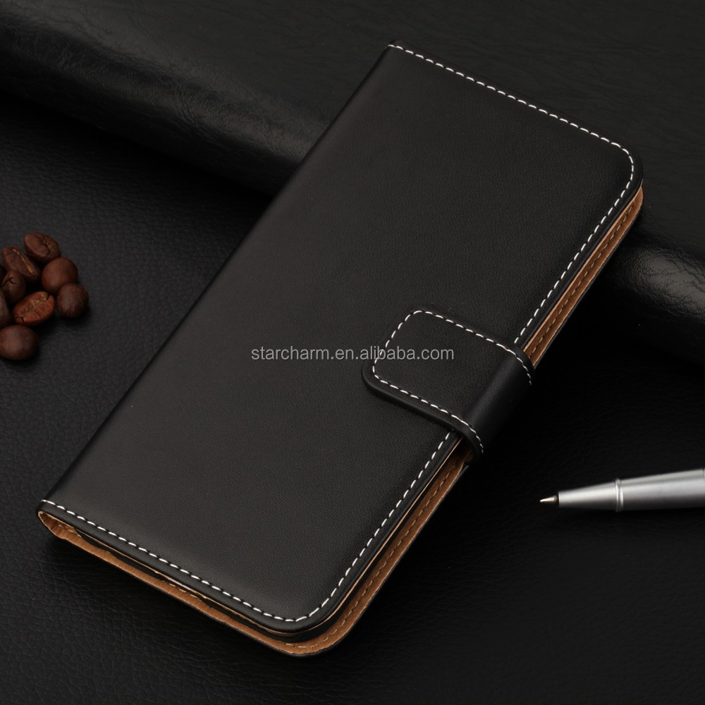 Accept paypal for Iphone 6 wallet case magnetic with stand