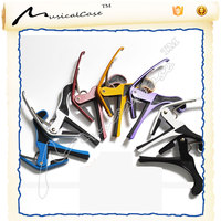 Import music instruments electric guitar capo