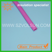 Magic Wooden Dowel Use Colored Silicone Tube