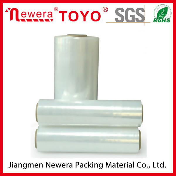 China manufacturer PE Strech Plastic Wrapping Film for pallet
