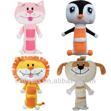 Car Seat Toy/Seat Belt Animal Toy/Seat Belt Animal Pet