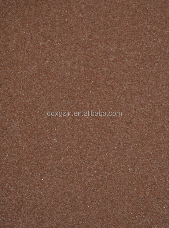 exterior wall natural stone textured sand paint