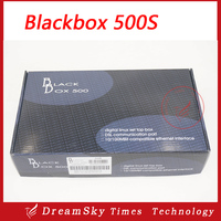 Blackbox 500 DM500-S satellite receiver,Main features are a 250 MHz PowerPC (350 Mips) DM500S