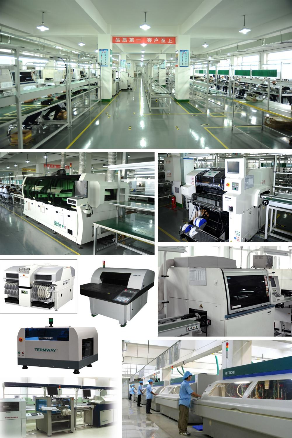 Printed Circuit Board Assembly Am Fm Radio Pcb Buy In Shenzhen Factory The Size Of Our 94v 0 Manufacturer Blank Boards