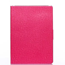 Colorful stand design cases flip leather mobile phone accessory for Ipad 12.9-inch, wallet leather case