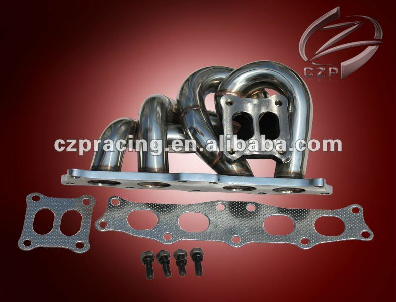 EXHAUST MANIFOLD FOR TOYOTA MR2 / GT-4 / ALLTRAC ST-165 ,1st Generation 1988-89 ST165 (Celica GT4/All-Trac)