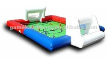 inflatable football playground, inflatable football gemes A6012