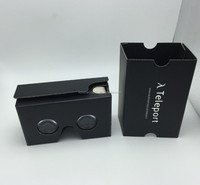 IMAX 6 inch 3d google cardboard glasses version 2.0 for smartphone