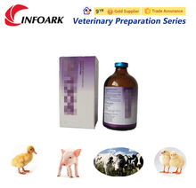 Veterinary antibiotic medicine 20% Oxytetracycline Injection for poultry swine