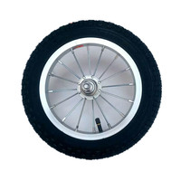 12 inch pneumatic rubber wheels for kids bikes