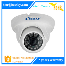 Cheap price mini plastic dome ahd camera 720p Megapixel AHD Camera Mini Size IR CCTV AHD TVI HD Camera
