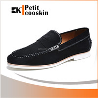 Low heel dress shoes real leather casual turkish men shoes
