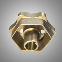 auto part copper casting sand casting