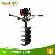 71cc gasoline hand soil digger earth hole auger (CQ206)