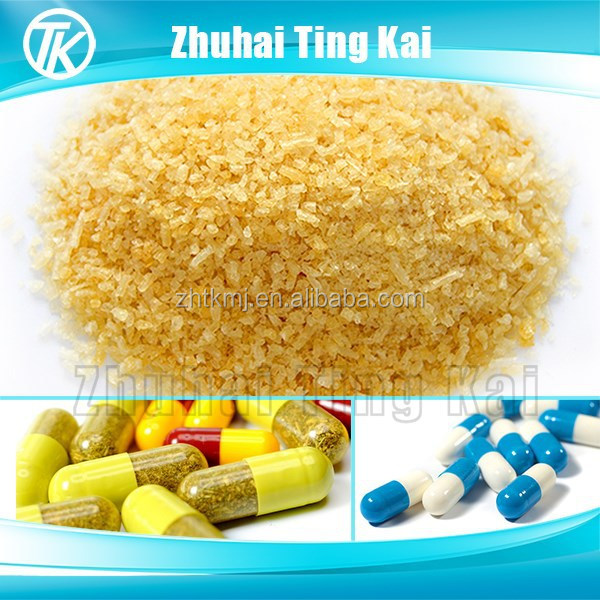 halal pharmaceutical grade gelatin for capsule shell
