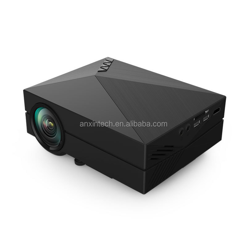 2016 best mini projector wifi projector GM60 hot sale power consumption of projector