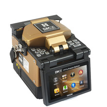 China supplier Optical Fiber Fusion Splicer Hodie DX4 equal to INNO View3 for FTTH fiber to the home network