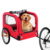 Pet Bike Trailer Dog Cat Bicycle Pram Stroller Jogger Foldable(PT004)