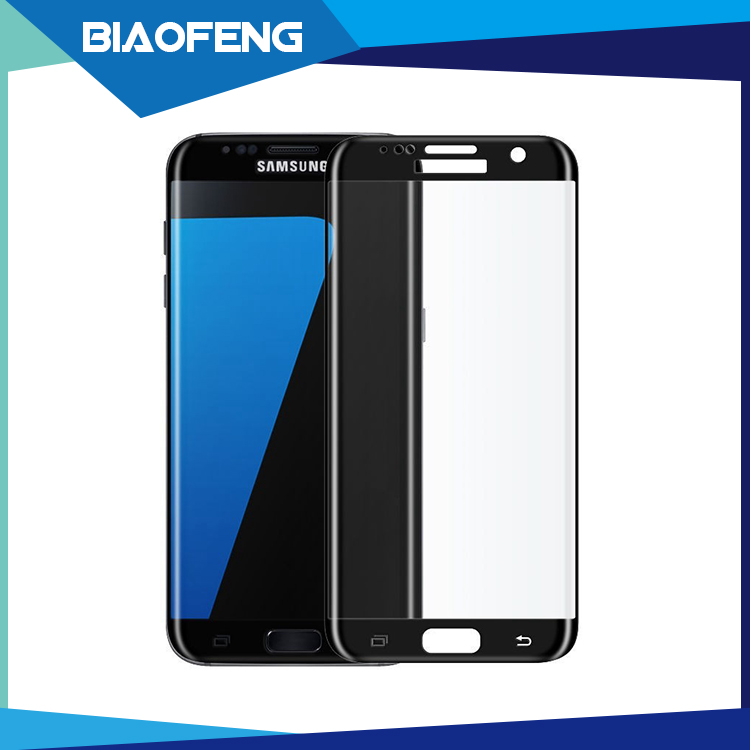 Wholesale Cell Phone Case Universal Screen Protector Manufacturer Tempered Glass For Samsung Galaxy S7 Edge