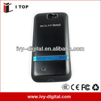 For Samsung N7100 Galaxy Note 2 Power Pack Battery Case Cover 4200mAh SE014-1A