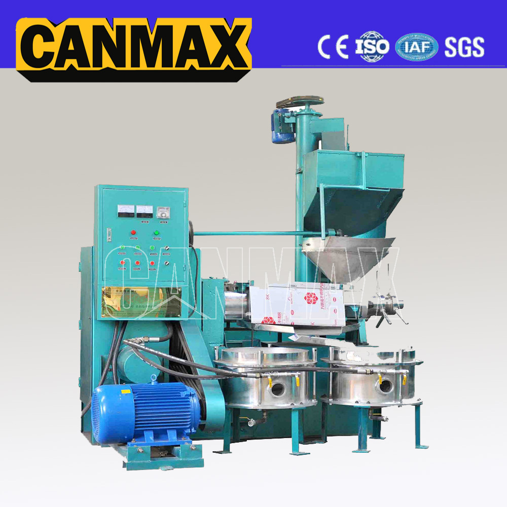 300-500KG Per Hour hot cocoa bean oil press machine
