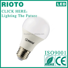 China supplier 7W energy-saver LED bulb lamp 2years warranty