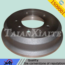 auto brake drum for truck parts