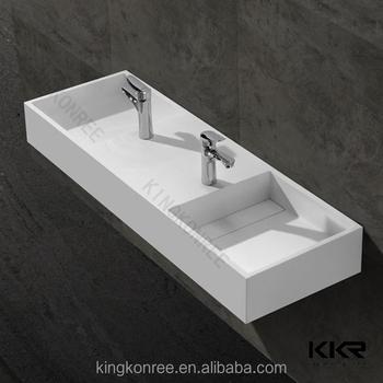 Bathroom Sinks Double Basin fancy bathroom sinks double wash basin - buy bathroom sinks,double