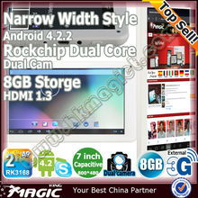Android 4.2 rk3168 cheapest dual core 7 tablet pc mid q88