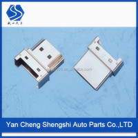 customized high presion USB interface stamping part for Electronic equipment