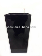 square plastic flower pot liners,flower urn,plastic flower stand