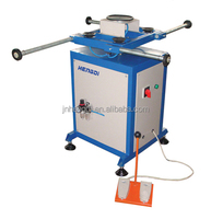 Insulating glass making Rotated Sealant-spreading Table 2015 Latest double glazing glass machine