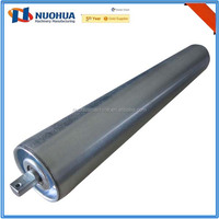 China Galvanized Carbon steel Conveyor drum roller