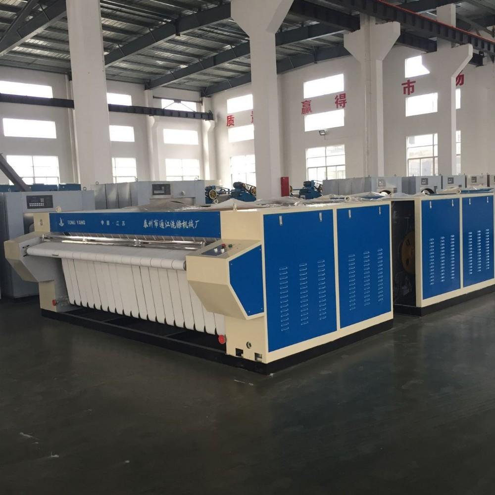 industrial automatic sheet ironing machine& flatwork ironer&hotel laundry equipment