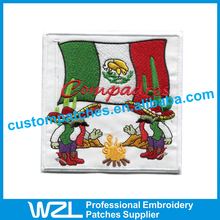 Clothing accessories of Embroidery iron patch to wholesale
