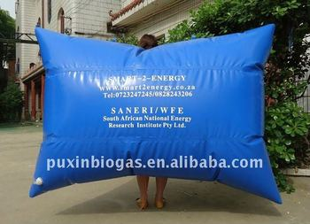 cheap and durable biogas storage bag